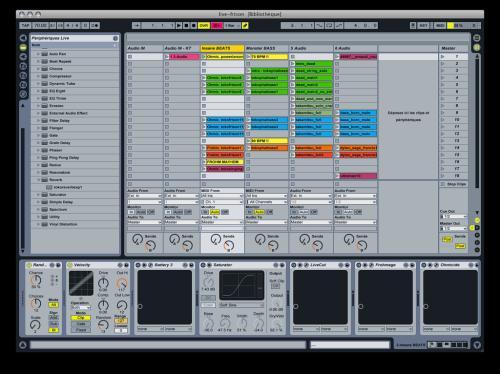 Ableton Live Software