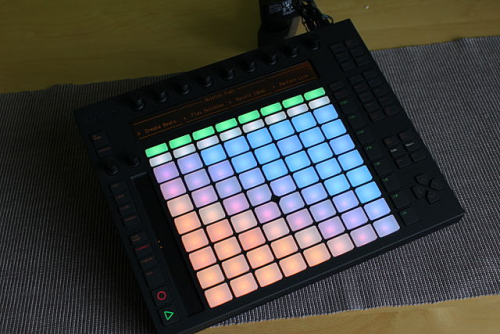 Ableton Push Controller